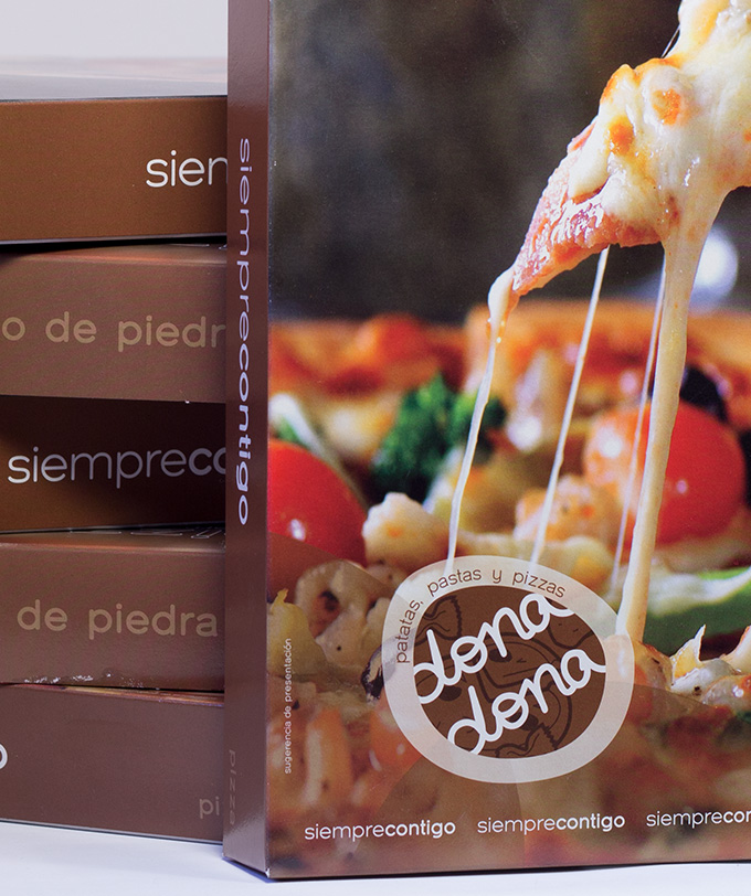 Dona Dona: Packaging
