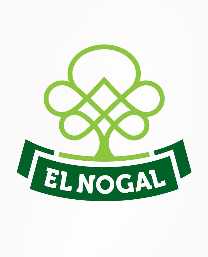 Logotipo El Nogal