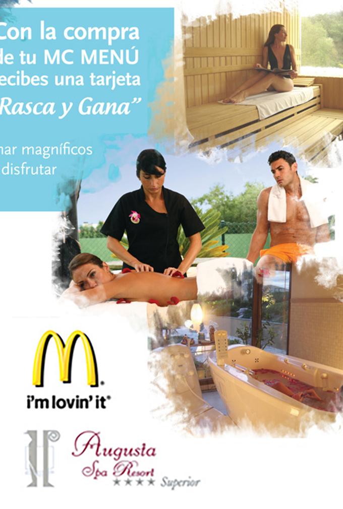 Enjoy Galicia with McDonald's