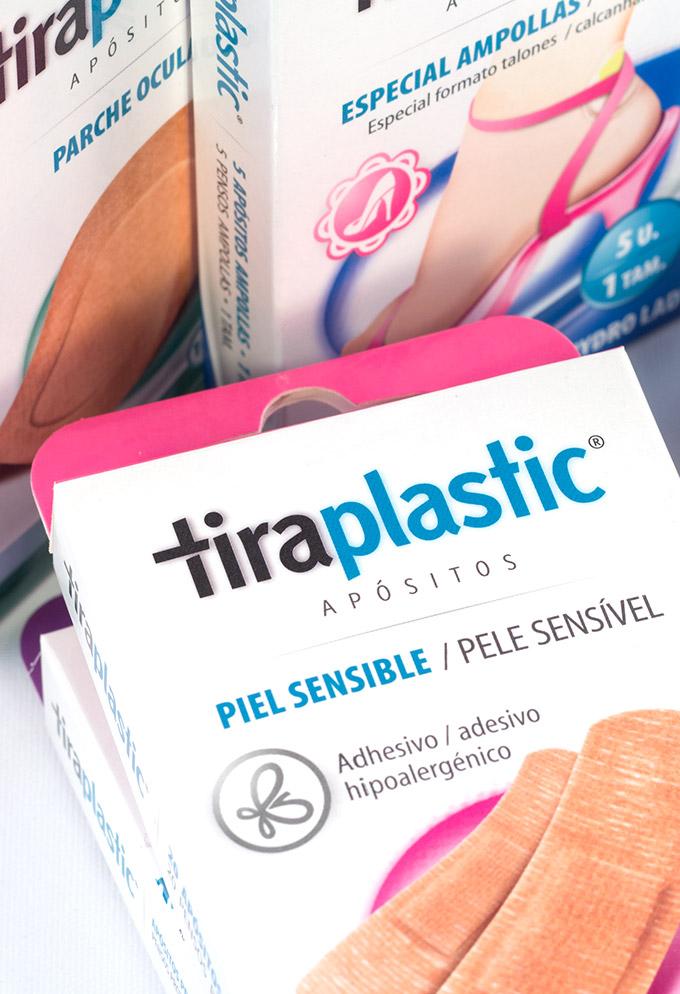 Tiraplastic: Dressing's line