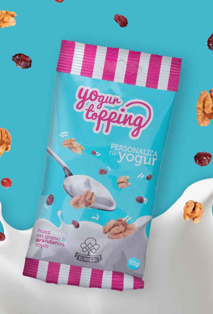 Yogur Topping
