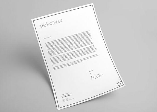 Dekoover A4