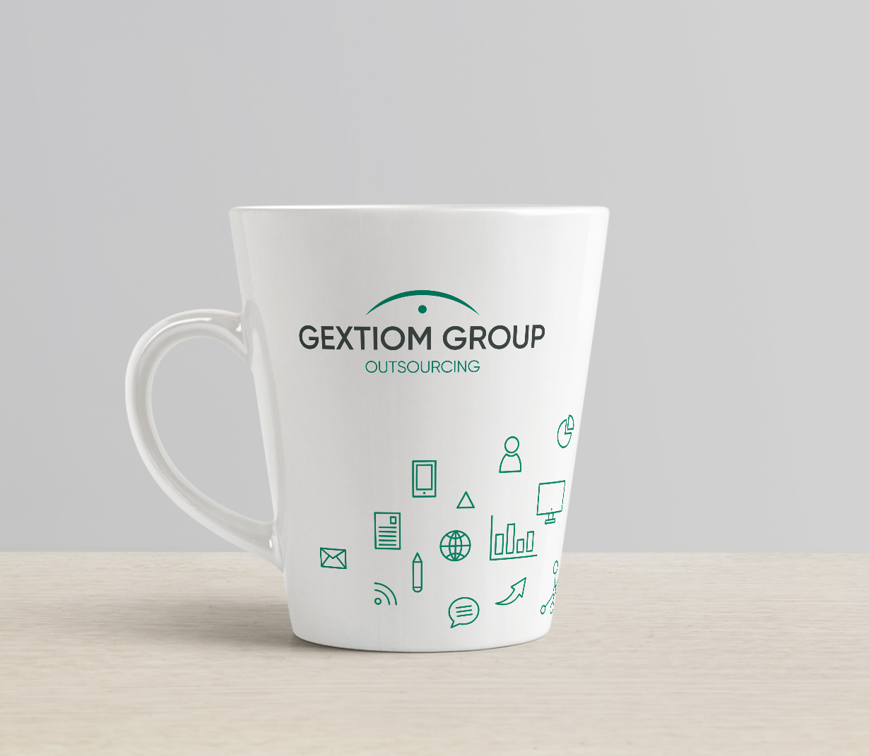 Koolbrand Gextiom group Taza
