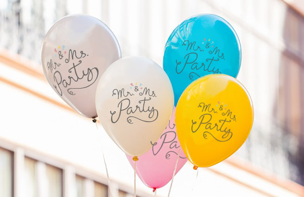 Diseño branding diseño web tienda online - material Corporativo - Mister & Miss Party - Koolbrand