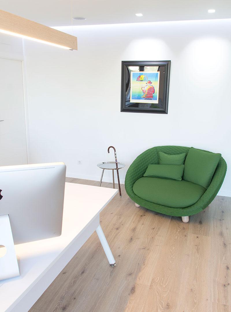 Mobiliario oficina Adrián