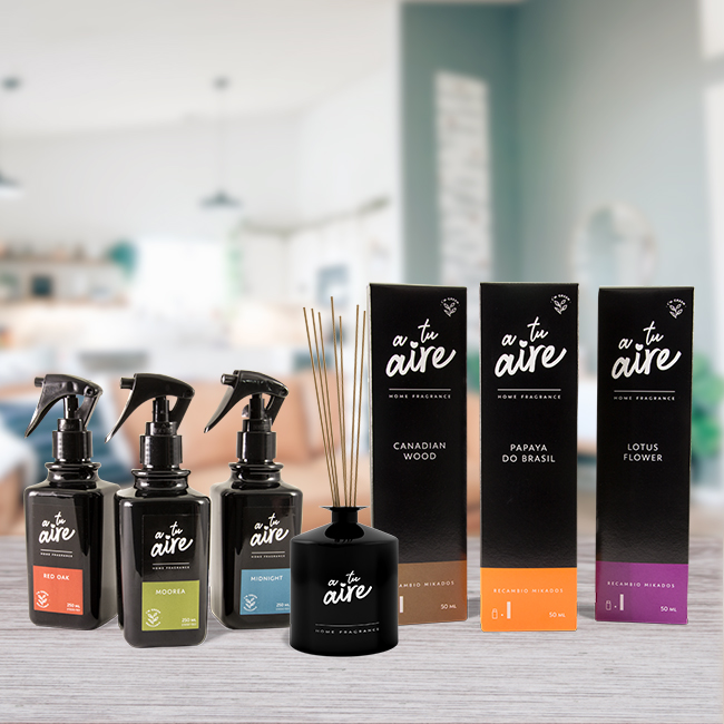 Zelnova: A tu aire Home Fragrance